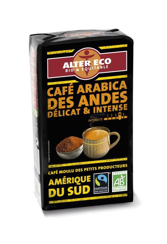 Café Pur Arabica des Andes