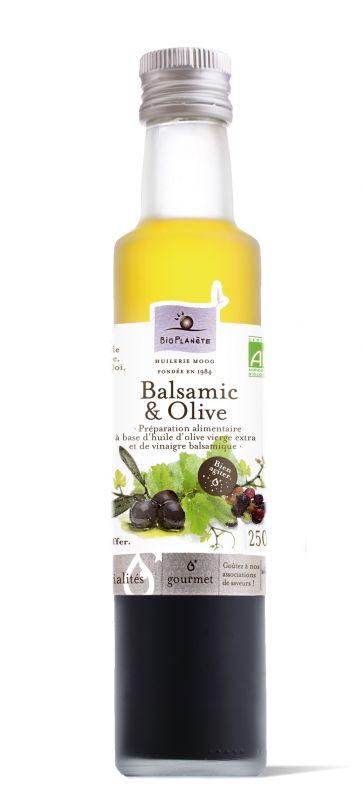 Balsamic et Olive - Bio Planète