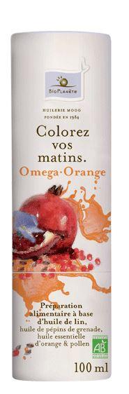 Oméga Orange - Bio Planète