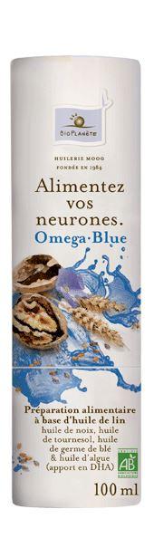Oméga blue - Bio Planète