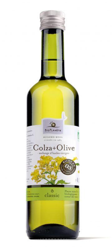 Colza + Olive - Bio Planète