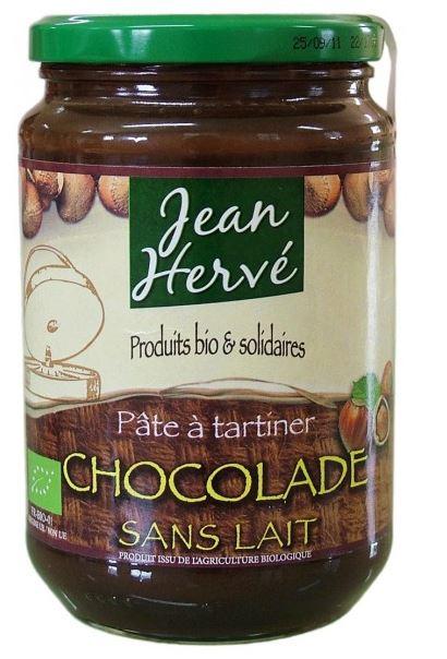 Chocolade sans lait - Jean Hervé