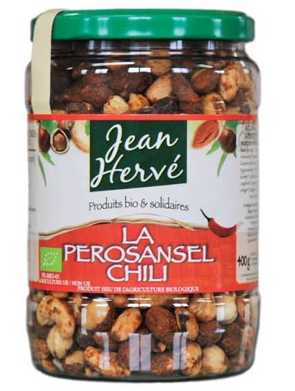 La perosansel chili - Jean Hervé