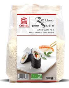 Riz pour sushi - Celnat