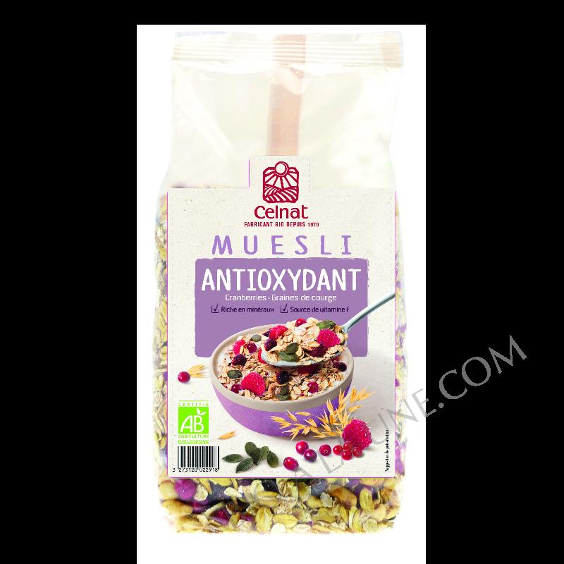 Muesli antioxydant - Celnat