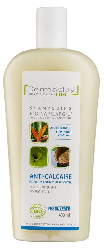 Shampooing Argile blanche - Anti calcaire