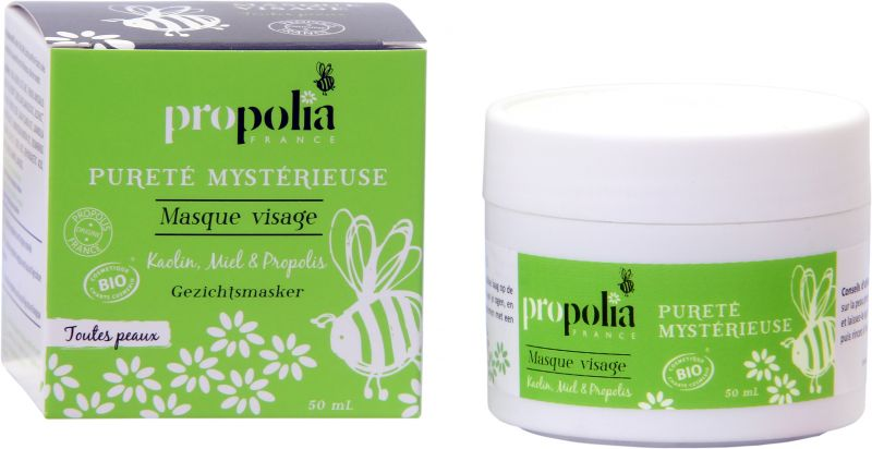 Masque visage multi-actif