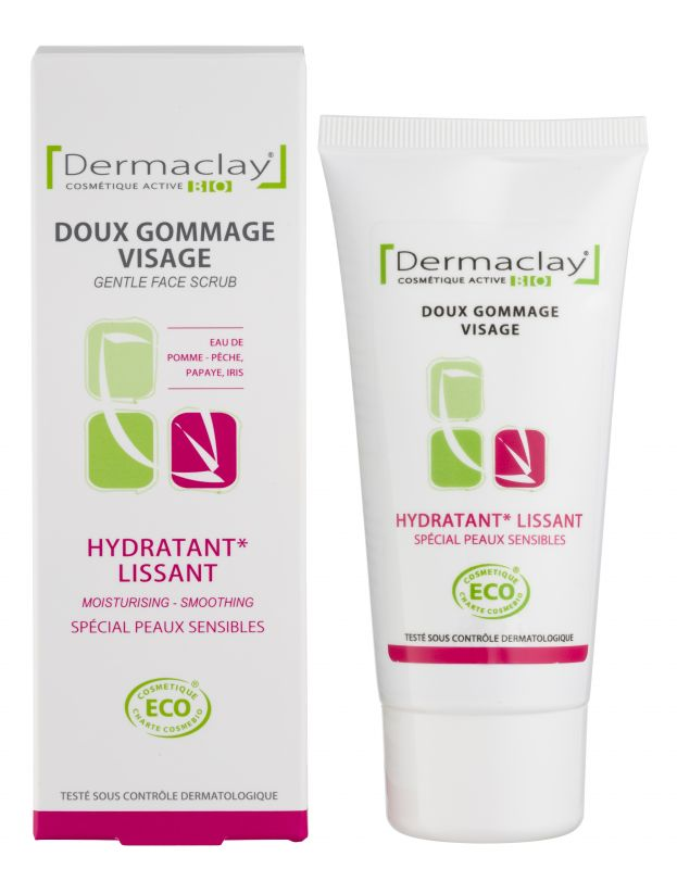 GOMMAGE VISAGE HYDRATANT LISSANT