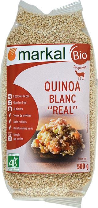 Quinoa real blanc - Markal