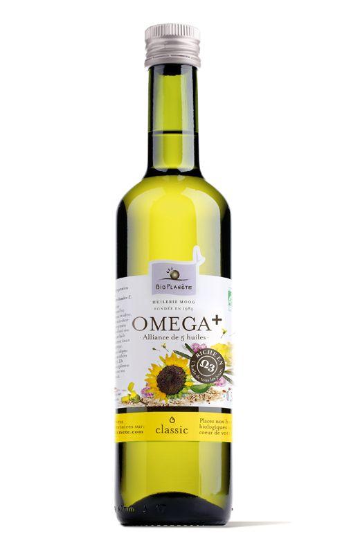 oméga+ Bioplanète