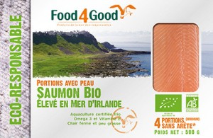 Saumon bio - Food 4 Good