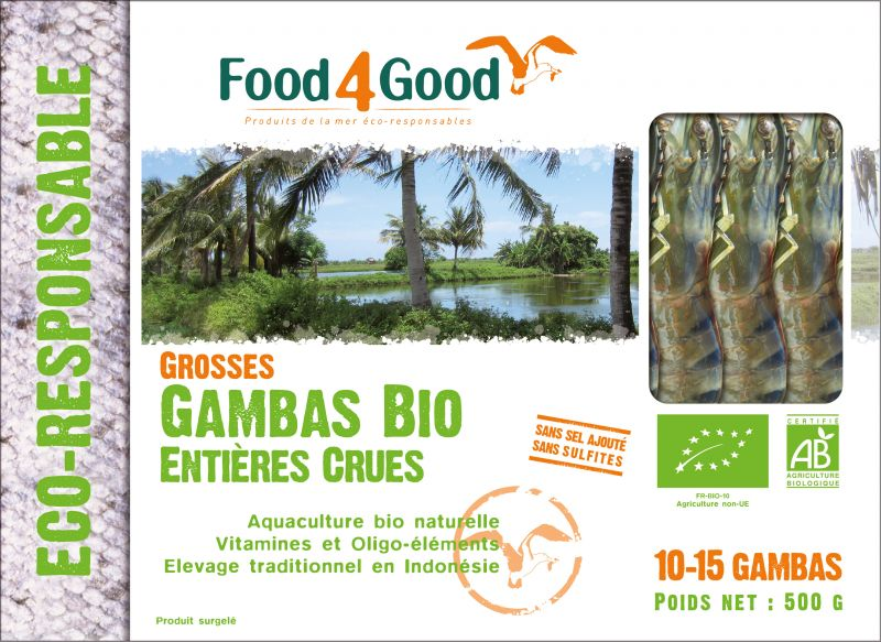 Gambas Bio - Food 4 Good