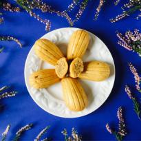 Madeleines sans gluten Céliane