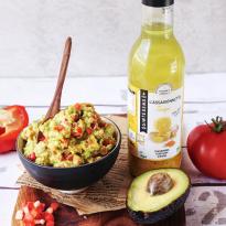 Guacamole à la péruvienne