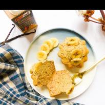 muffinbananecrèmeanglaise
