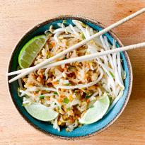 Pad thaï veggie