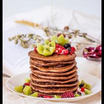 Pancakes pépites de chocolat - Ecomil