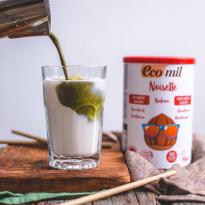 Matcha latte glacé - Ecomil