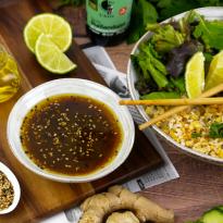 Vinaigrette thaïe au piment doux