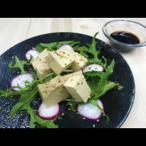 Salade légère de tofu tamari