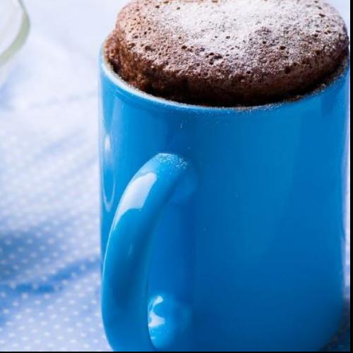Mug cake aux petits Sablés